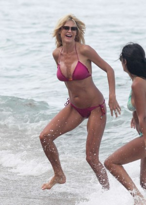 Victoria Silvstedt Bikini Pics: 2014 Miami -14
