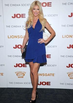 Victoria Silvstedt: Joe NY Premiere -04