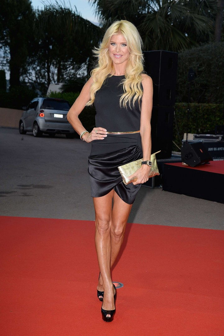 Victoria Silvstedt - Monte-Carlo 2014 World Music Awards -01