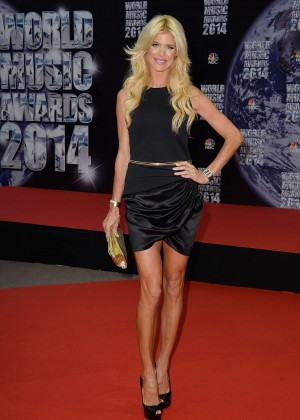 Victoria Silvstedt - Monte-Carlo 2014 World Music Awards -02