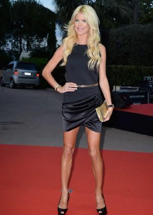 Victoria Silvstedt - Monte-Carlo 2014 World Music Awards -06