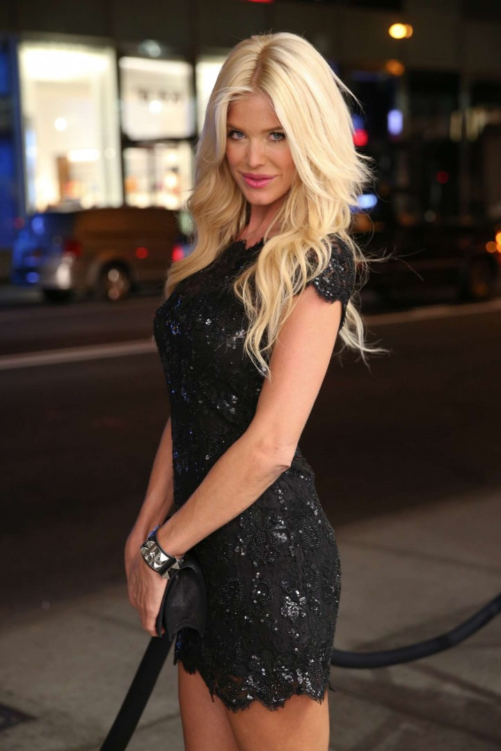 Victoria Silvstedt – Philipp Plein Cocktail Party in New York