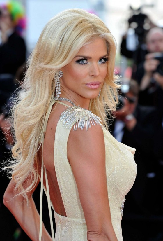 Victoria Silvstedt – Screening of MADAGASCAR 3 – Cannes FF