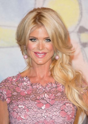 Victoria Silvstedt: 2014 The Rose Ball  -04