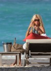 Victoria Silvstedt bikini photos: 2014 in St Barts -02