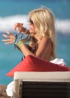 Victoria Silvstedt bikini photos: 2014 in St Barts -10