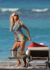 Victoria Silvstedt bikini photos: 2014 in St Barts -20