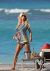 Victoria Silvstedt bikini photos: 2014 in St Barts -22