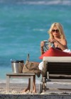 Victoria Silvstedt bikini photos: 2014 in St Barts -25