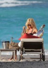 Victoria Silvstedt bikini photos: 2014 in St Barts -28