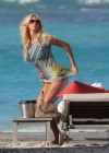 Victoria Silvstedt bikini photos: 2014 in St Barts -33
