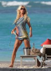 Victoria Silvstedt bikini photos: 2014 in St Barts -37