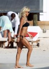 Victoria Silvstedt bikini photos: 2014 in St Barts -41
