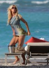 Victoria Silvstedt bikini photos: 2014 in St Barts -42
