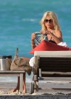 Victoria Silvstedt bikini photos: 2014 in St Barts -45