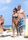 Vida Guerra - Bikini in Miami -44