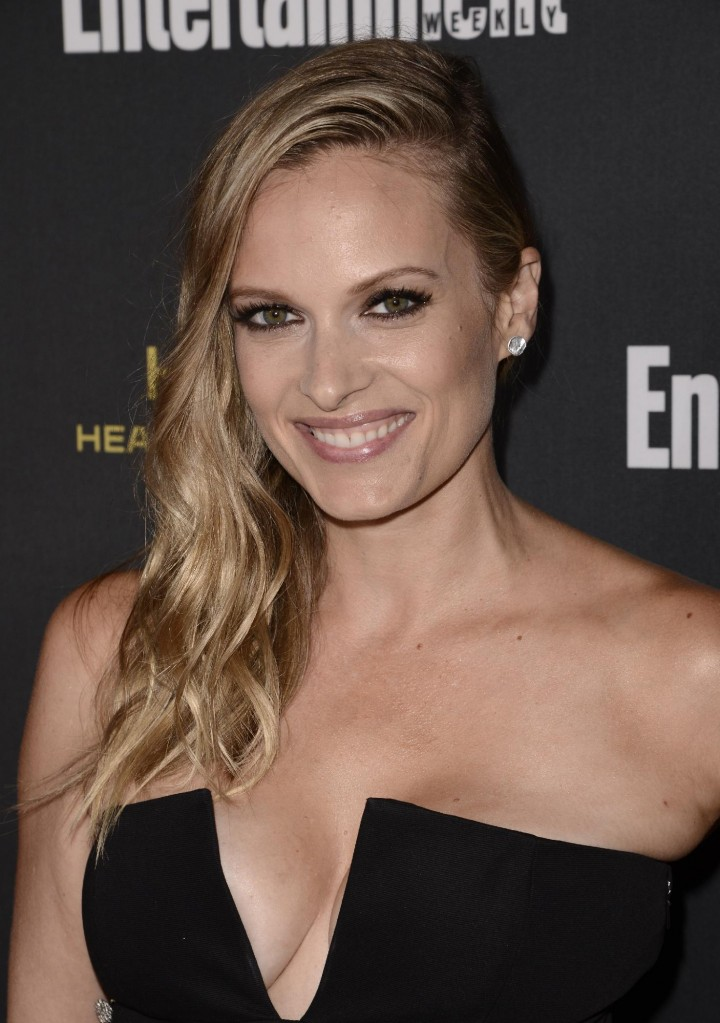 Vinessa Shaw - 2014 Entertainment Weekly's Pre-Emmy Party in West Hollywood