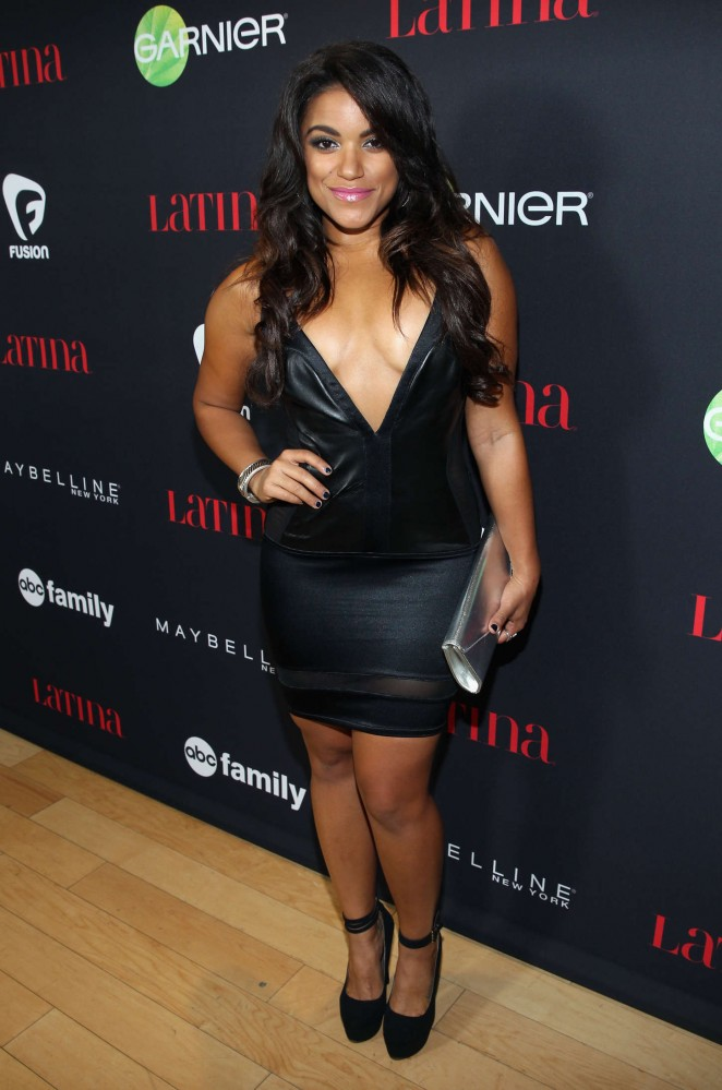 Vivian Lamolli - Latina Magazine's '30 Under 30' Party in West Hollywood