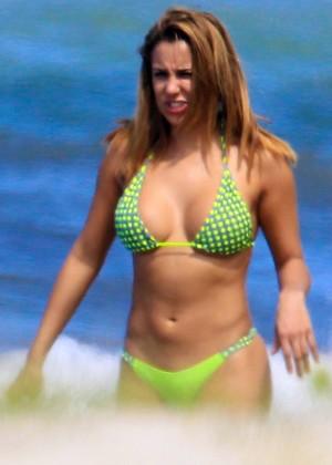 Viviana Figueredo Bikini Photos: 2014 in Honduras -07