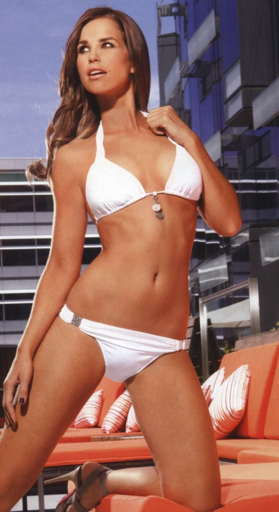 Vogue Williams - Maxim Magazine Australia (May 2012)