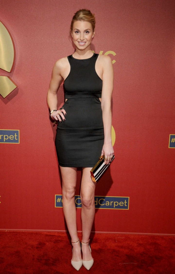 Whitney Port: 2014 QVC Red Carpet Style Event -01