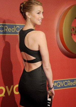 Whitney Port: 2014 QVC Red Carpet Style Event -02