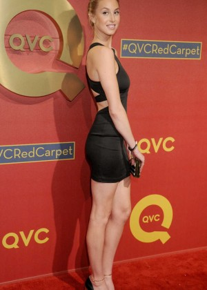 Whitney Port: 2014 QVC Red Carpet Style Event -03