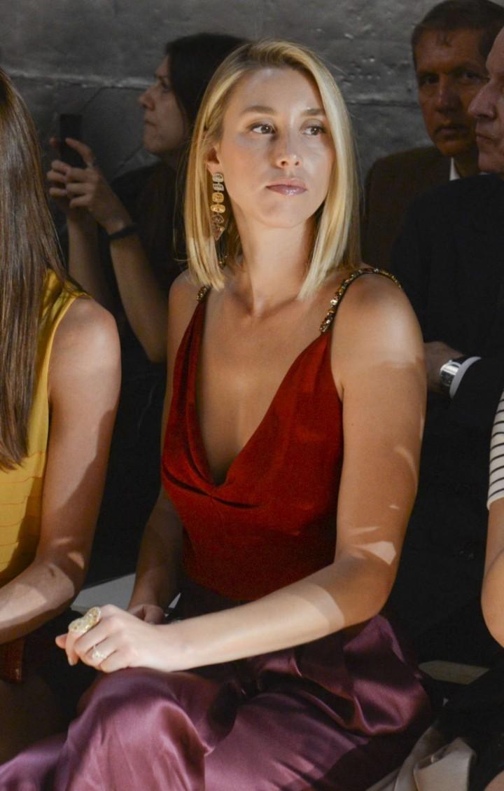 Whitney Port – Jenny Packham fashion show in NY