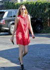 Whitney Port - Red Dress Cadids-02