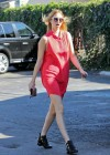 Whitney Port - Red Dress Cadids-05