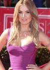 Willa Ford - Hot in Long pink dress at ESPY Awards 2012 - Los Angeles