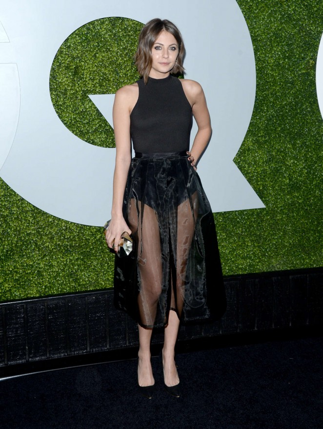 Willa Holland - 2014 GQ Men Of The Year Party in LA