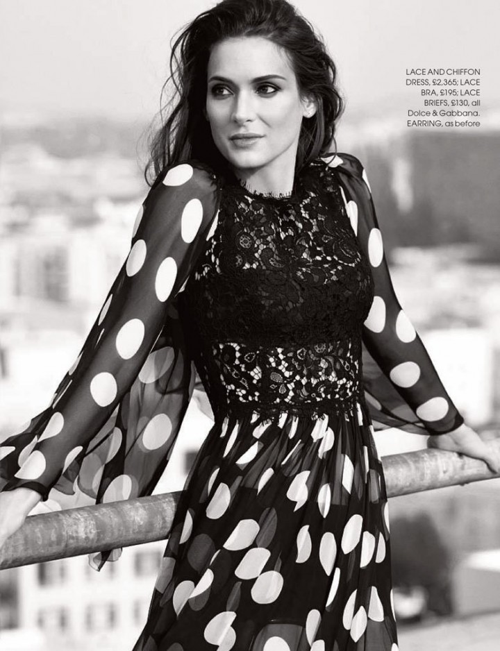 Winona Ryder: Red Magazine -05