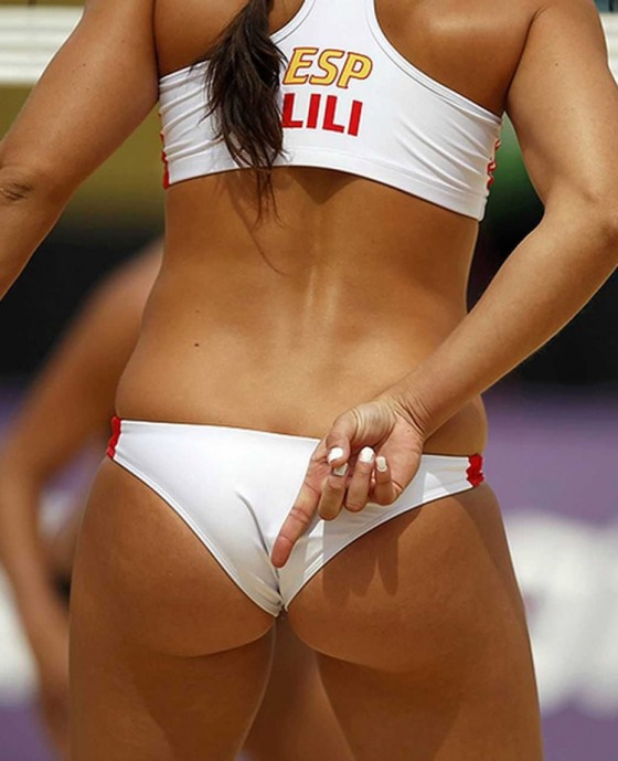 Womens Beach Volleyball at London 2012