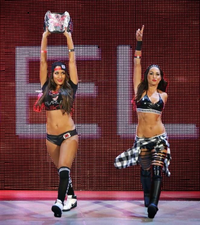 WWE - TLC and RAW 2014 Digital