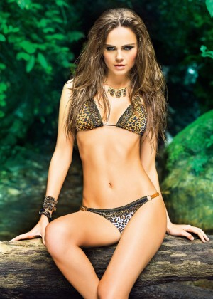 Xenia Deli Hot Bikini Shoot -21