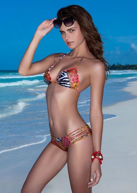 xenia deli   luli fama bikini collection spring summer 2014
