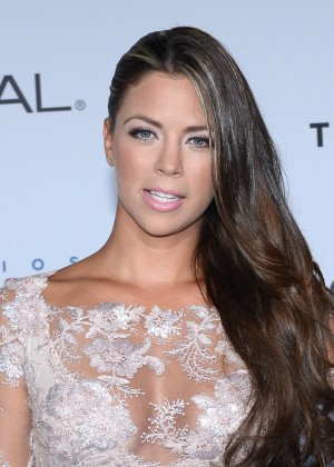 Ximena Duque - 2014 Telemundo's Premios Tu Mundo Awards in Miami