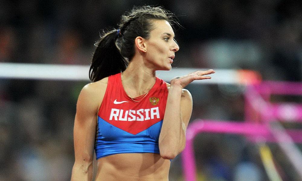Yelena Isinbayeva - Hot Photos From London 2012-03 - GotCeleb