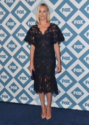 Yvonne Strahovski: 2014 Fox All-Star Party -01