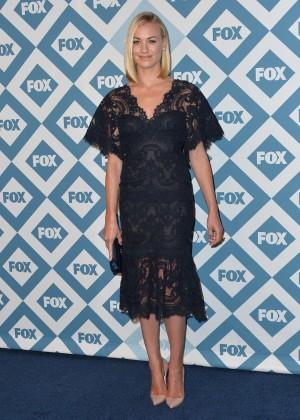 Yvonne Strahovski: 2014 Fox All-Star Party -03