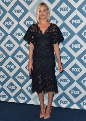 Yvonne Strahovski: 2014 Fox All-Star Party -04