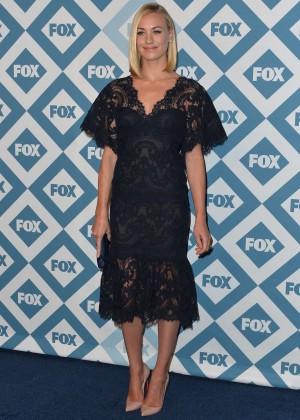 Yvonne Strahovski: 2014 Fox All-Star Party -05