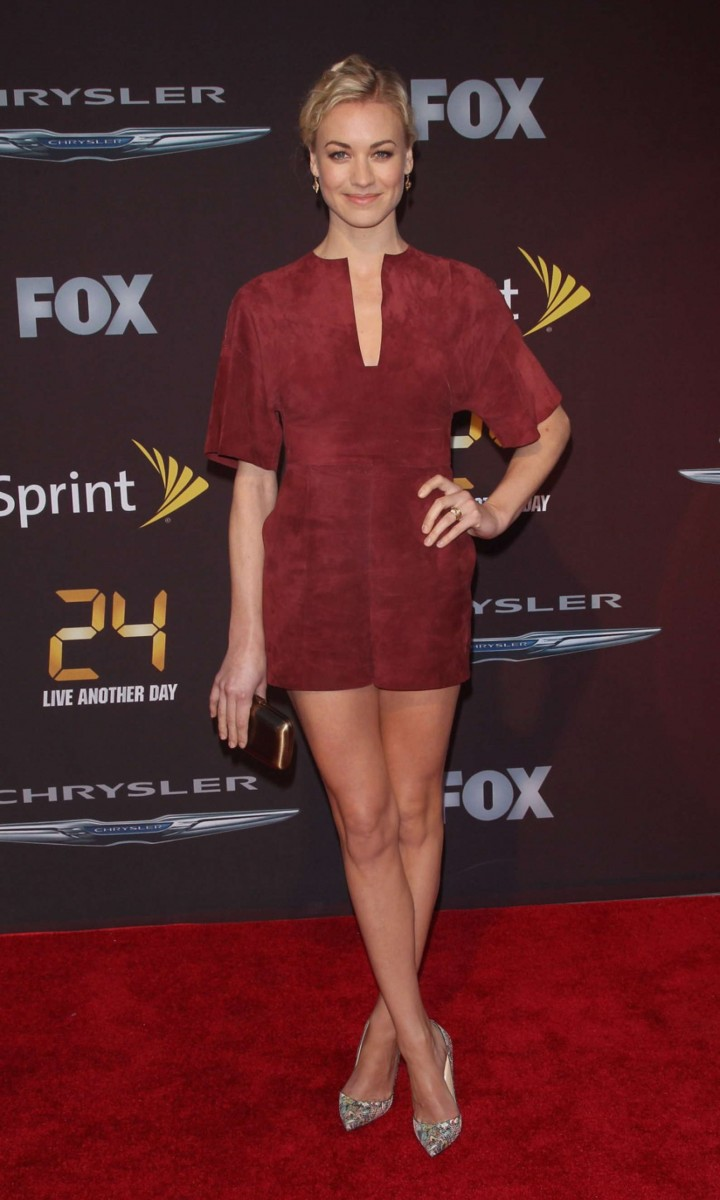 Where Does Shiri Spear Buy Her Dresses - Now that 24 is back on the air the title of most attractive person on tv goes to yvonne strahovski