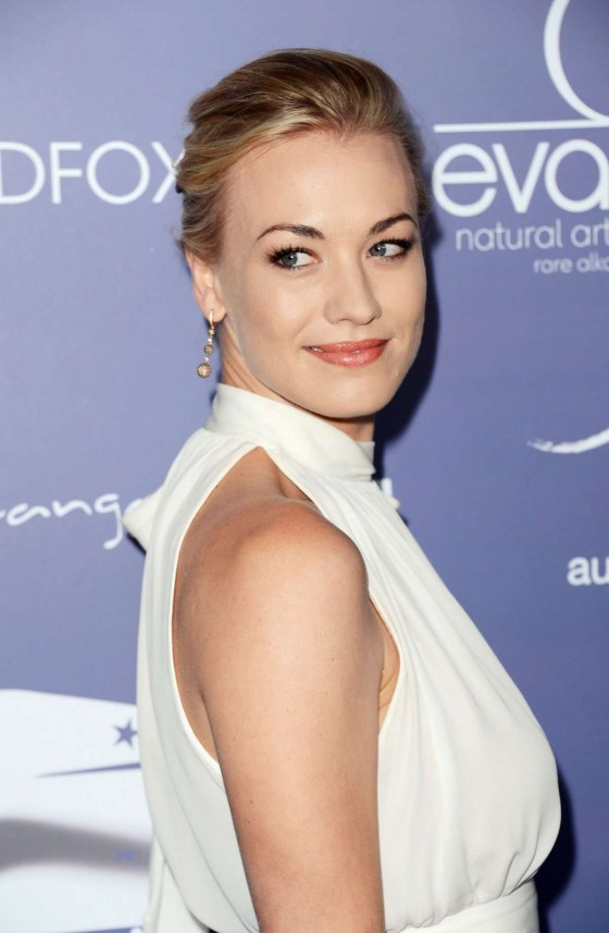Yvonne Strahovski - Film Awards &  Benefit Dinner