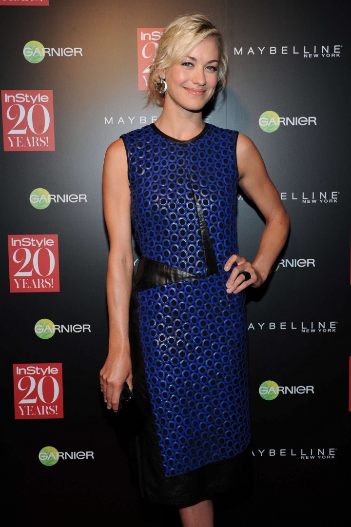 Yvonne Strahovski - Instyle Hosts 20th Anniversary Party in NYC