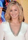 Yvonne Strahovski - in a short dress at Katy Perry Part Of Me premiere in LA-03