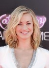 Yvonne Strahovski - in a short dress at Katy Perry Part Of Me premiere in LA-04
