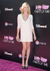 Yvonne Strahovski - in a short dress at Katy Perry Part Of Me premiere in LA-05