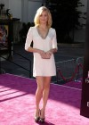 Yvonne Strahovski - in a short dress at Katy Perry Part Of Me premiere in LA-06